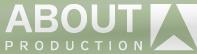 About production - produkční zajištění vaší akce