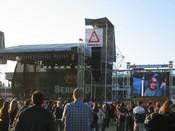 Fotografie z akceOpen air - Letná 2007